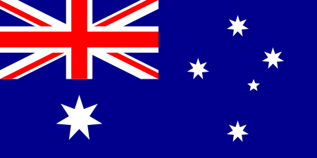 Australian flag Warren Buffett